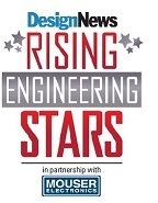Design News names Dr. Patrick Marcus among Engineering Rising Stars