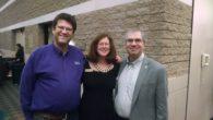 Dr. Patrick Marcus, Kathleen Bethel, Dr. Jeffrey Goldberg